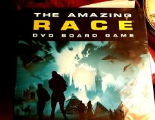 The Race DVD Board Game 2006 Pressman B1 Games Factory