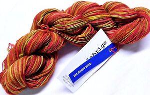 Multis-SNOW-BIRD-50gr-Skein-470yd-Malabrigo-LACE-Pure-BABY-Merino-Wool-Soft-YARN