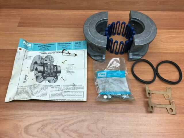 Falk 50T10 Cover /& Grid Assembly Steelflex Coupling.