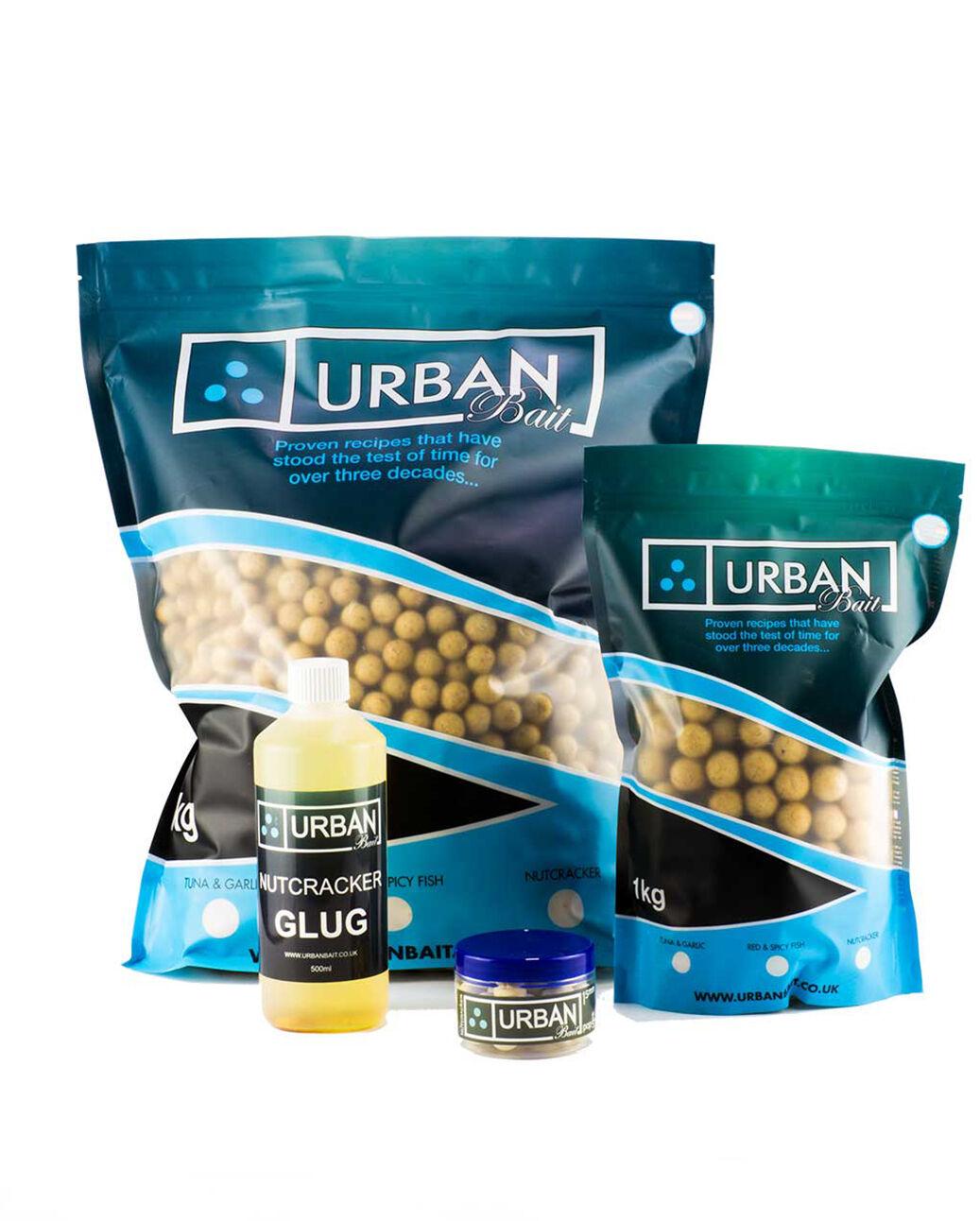 Urban Baits Nutcracker Shelflife 1kg or 5kg FREE POST