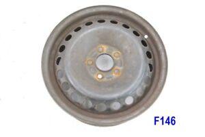 Ford-C-Max-Focus-Mondeo-Volvo-C30-S40-V50-Stahlfelge-6-5J-x-16-034-5-Loch-ET-52-5
