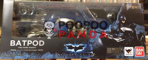Bandai S.H.Figuarts Bat-Pod (The Dark Knight) *P-Bandai Item* IN STOCK USA