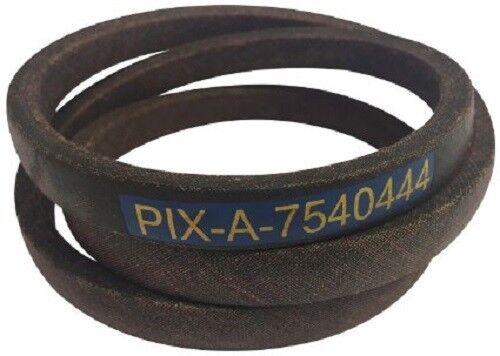 7540444 MTD Lawnflite PIX correa de transmisión serie 900 tamaño de cubierta 102CM Trasero de descarga