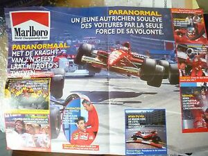 Flyer/Poster- Marlboro flyer/poster (60x17cm)