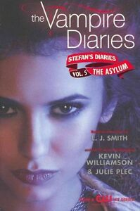The-Vampire-Diaries-Stefan-039-s-Diaries-5-The-Asylum-ExLibrary