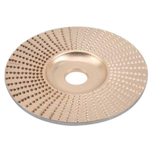 Tungsten Carbide Grinding Wheel Wood Sanding Carving Disc Angle Grinder Wheel LJ