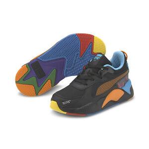 PUMA-PUMA-x-TETRIS-RS-X-Little-Kids-039-Shoes-Kids-Shoe-Kids