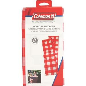 Image Is Loading Coleman 54 034 X 84 034 Vinyl Red