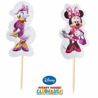 Minnie Mouse & Daisy Duck Clubhouse Fun Pix 24 Ct From Wilton 6364 -