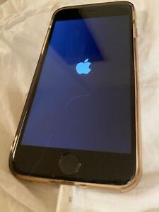 Apple iPhone 6S - 16 Go - Argent Bloqué Code De Déverrouillage Perdu. Grade A