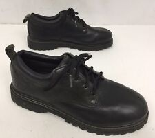 Details about Skechers Tom Cats Shoes Mens Memory Foam Oxford Work Tough Leather Creeper 6618