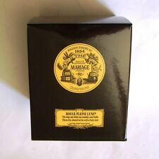 Mariage Frères - ROUGE PLEINE LUNE® - Black classical sealed 3.52oz / 100gr