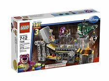 *NEW IN SEALED BOX* LEGO TOY STORY Trash Compactor Escape 7596 / 370 pces RARE