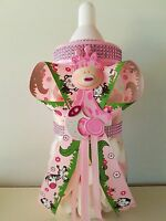 Giraffe Centerpiece Bottle Big Large 14 Baby Shower Piggy Bank Girl Decoration