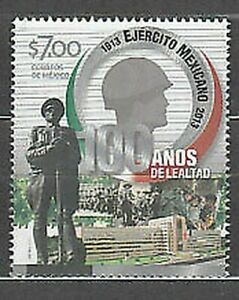 Mexico Mail 2013 Yvert 2735 MNH Army
