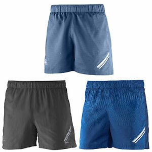 rationelle Konstruktion exklusives Sortiment bestbewertet Details zu Salomon Agile Short M Herren-Laufhose Trainingshose Joggen  Sporthose kurze Hose