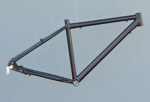 """Trekkingrad Sport Herren Rahmen 45 cm schwarz 28"""" Aluminium STD NR221"""