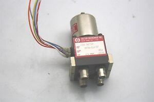 Sector-Microwave-SM7BH-B1H-57-RF-Coax-Switch-Relay-DPST-DC-1GHZ-I-L-lt-1dB-BNC-F
