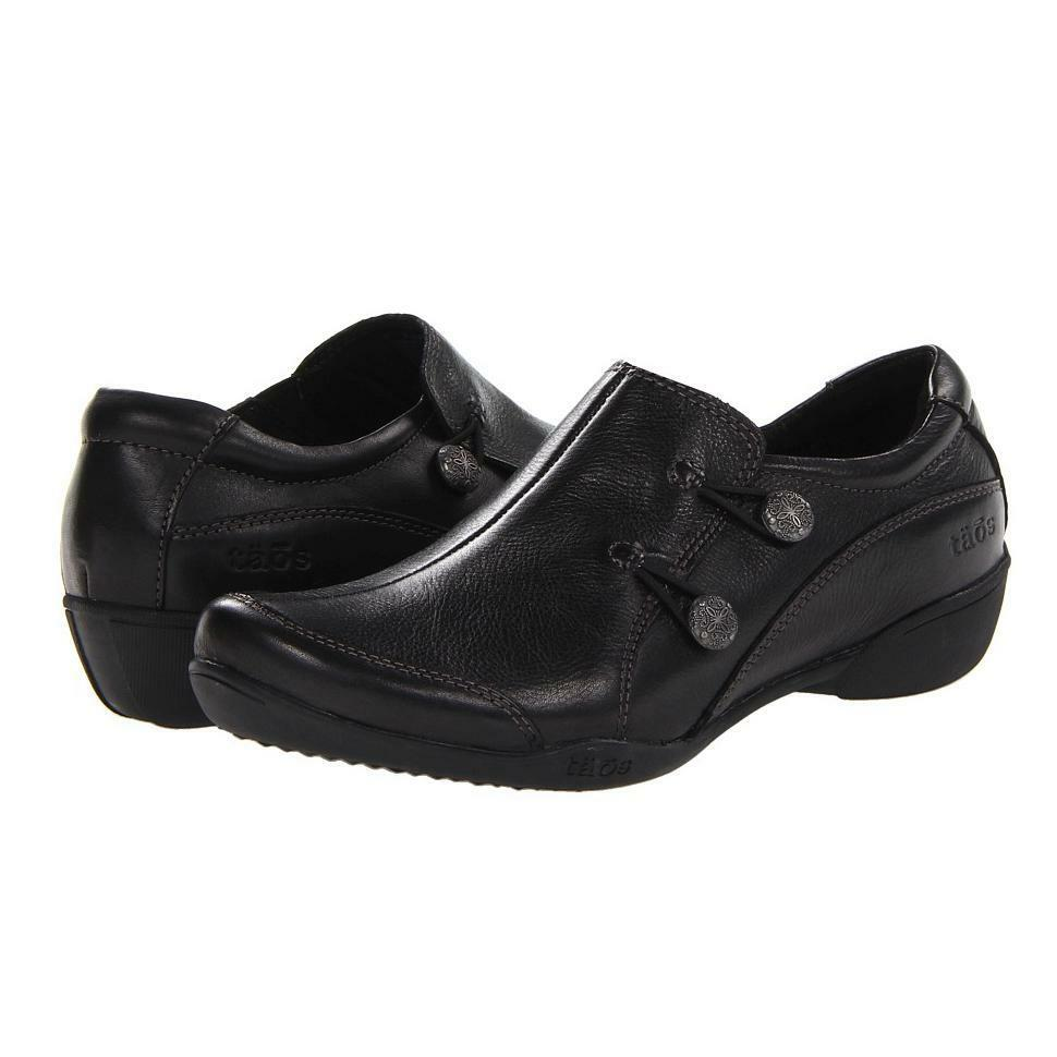 New leather slip on comfort chaussures - Taos chaussures Encore