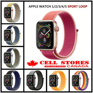 Sports-Loop-Nylon-Woven-Band-Strap-for-Apple-Watch-iWatch-Series-1-2-3-4-5