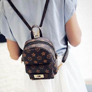 c7d6e2a99cc9 uk Ladies chic Small Shoulder Bag Girl s Women Handbag Backpack ...