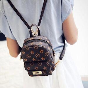 7d3466fdd1 uk Ladies chic Small Shoulder Bag Girl s Women Handbag Backpack ...