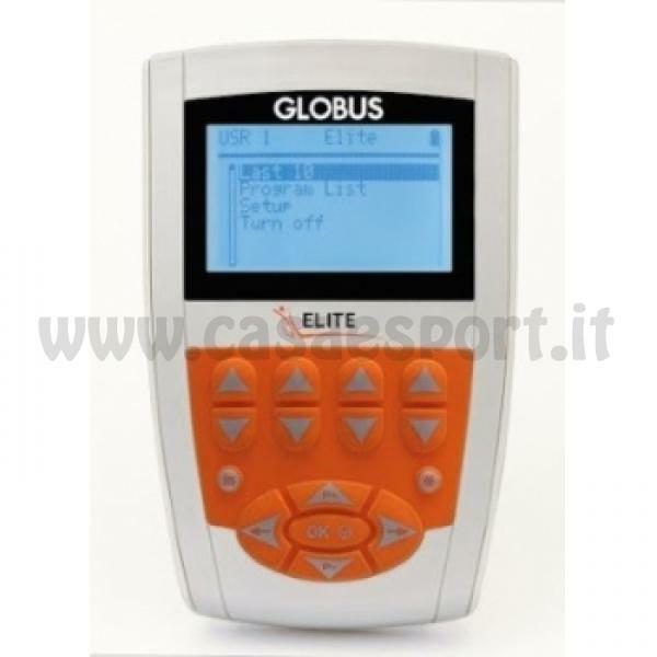 Elettrostimolatore Globus Elite funzioni salute bellezza sport riabilitazione