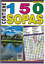 SOPAS-DE-LETRAS-Lote-de-4-tomos-de-100-paginas-boligrafo-de-regalo miniatura 7