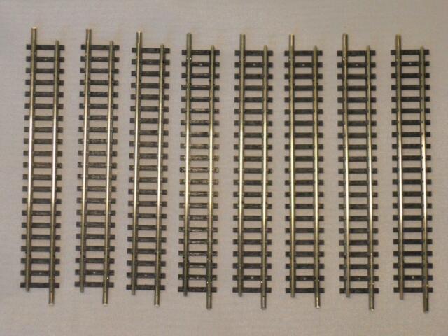 MINITRIX 14904 / 4904 ger. Gleis 104,2mm TOP 8 Stück (32780)