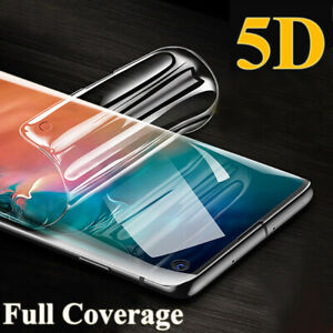 For-Samsung-Galaxy-S10-S9-S8-Plus-S7-Edge-Screen-Front-Rear-Soft-Film-Protector