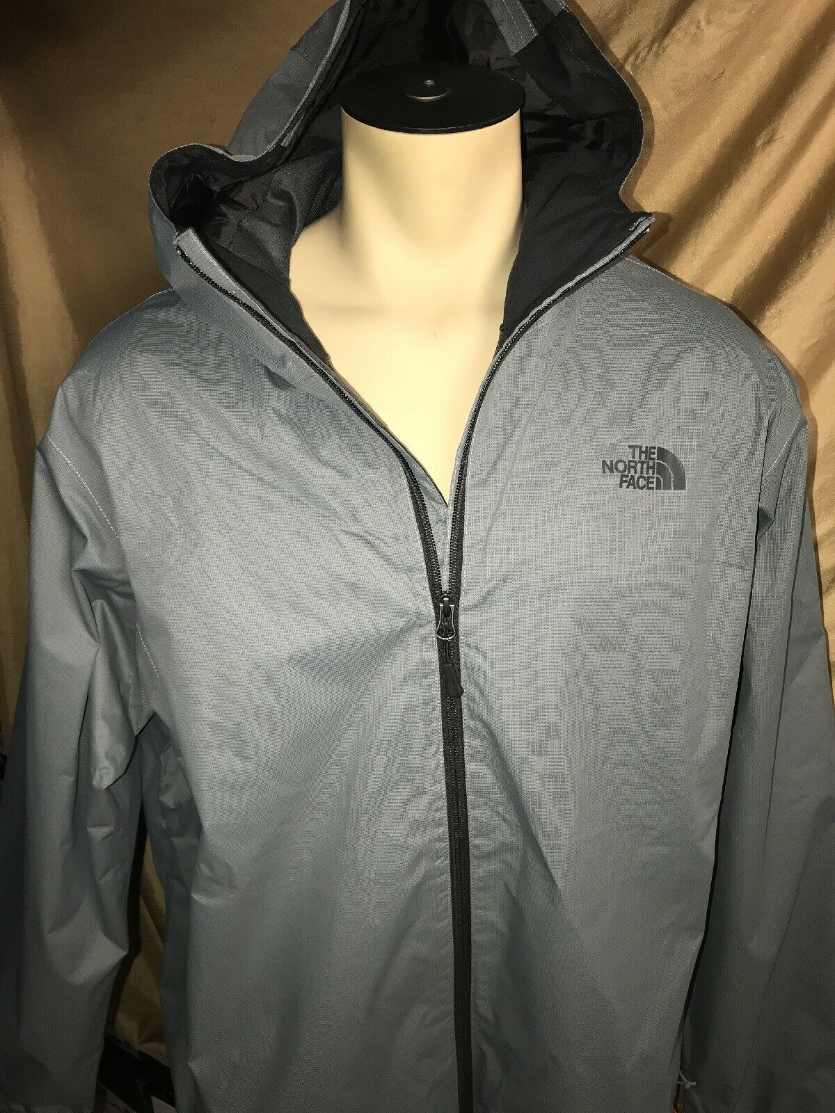 Dare2b Excluse II Mens Lightweight Breathable Jacket Grey XXL RRP £100