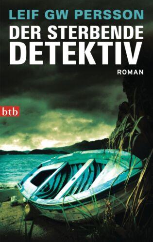 1 von 1 - Top! Der sterbende Detektiv Schären Krimi Thriller Buch Leif G.W. Persson
