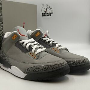 Jordan-Retro-3-Cool-Grey-CT8532-012-Mens-Sizes-7-5-14-Free-Shipping