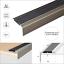 Anodised-Aluminium-Stair-Nosing-Edge-Trim-Step-Nose-Edging-Nosings-120-cm-long thumbnail 6