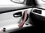 thumbnail 4 - For BMW E90 E91 2004-2012 Door Handle Left Pull Trim Cover Brown 100% Leather UK