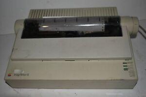 APPLE IMAGEWRITER II G0010 PRINTER  (HB82)