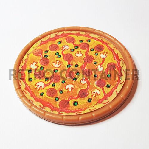 1989 Pizza Thrower TMNT Teenage Mutant Ninja Turtles Pizza Disc Weapon Part