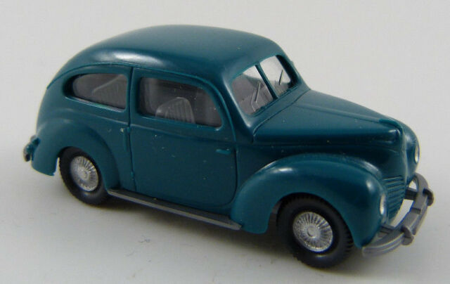 1:87 Wiking 820 01 13 Ford Taunus blaugrün neu
