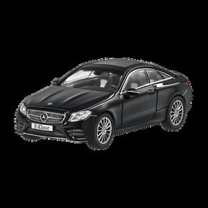 Mercedes Benz C 238 E Klasse Coupe Schwarz 1:43 Neu OVP