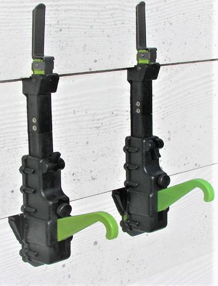 7 16 Smartside SoloSider Pro Fully Adjustable  Siding Gauge   pair