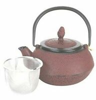 Hobnail Cast Iron Teapot Kettle Tetsubin 24oz Tb1-08r S-2520