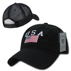 1c0b5a1df7f Image is loading Black-USA-US-American-Flag-United-States-America-