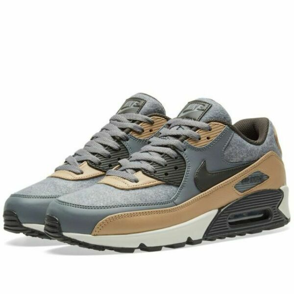 Size 9.5 - Nike Air Max 90 Premium Wool 2017 for sale online | eBay