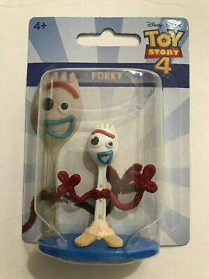 Toy Story 4 Forky Mini Figure Cake Topper BRAND NEW