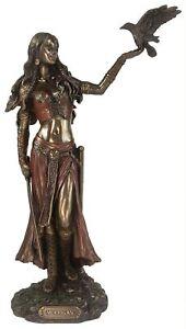 Veronese-11-034-Morrigan-Celtic-Raven-Goddess-of-War-and-Death-Statue-Bronze-Finish