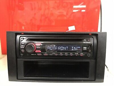Ford Transit 96-04 Sony CDX-G1200U CD MP3 Usb Aux In Iphone Coche Radio Stereo Kit