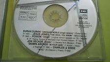 COMPILATION - PROMO EMI FOR RADIO ( DURAN DURAN POISON T. ARCHER...) CD