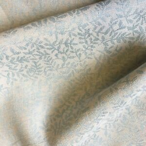 DUCK EGG BLUE DIAMONDS 100/% Cotton Fabric