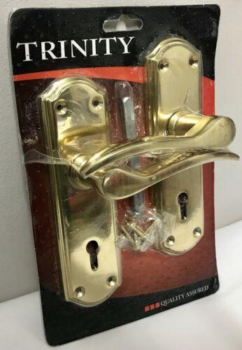 Lever Lock Door handle set lytham