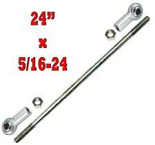Universal 24 X 516 24 Tie Rod Steering Kit Set Go Kart Off Road Cart Parts New